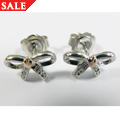 Tree of Life Bow Diamond Earrings *SALE*