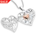 Tree of Life Heart Locket *SALE*