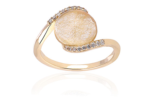 Venus Diamond Ring