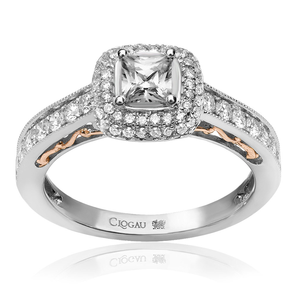 Engagement Rings On Sale Newcastle: ITEM DISCONTINUED Cecilia Engagement Ring GIA 1176413228