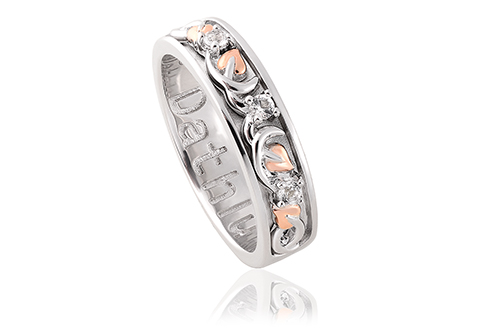 Tree of Life Dathlu Ring