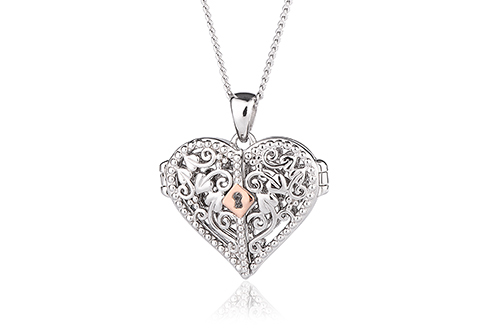 Kensington Lock Locket *SALE*