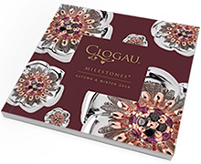 Clogau Autumn Winter 2016 Bead Charm mini brochure