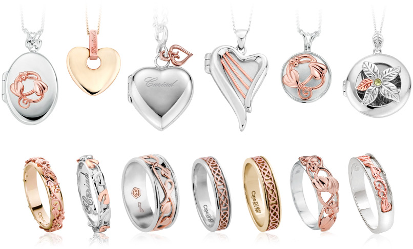 Engravable jewellery for Mother's Day