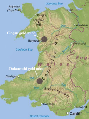 History of Welsh Gold | Welsh Gold Jewellery | Clogau Gold