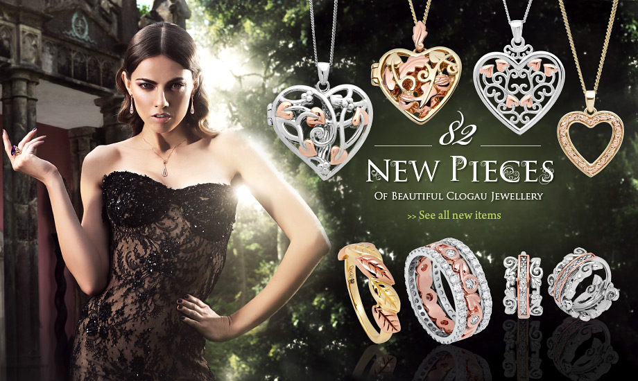 82 new Clogau items for Spring and Summer 2014