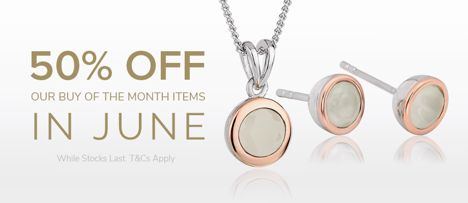 Juneoffers at the Clogau Outlets