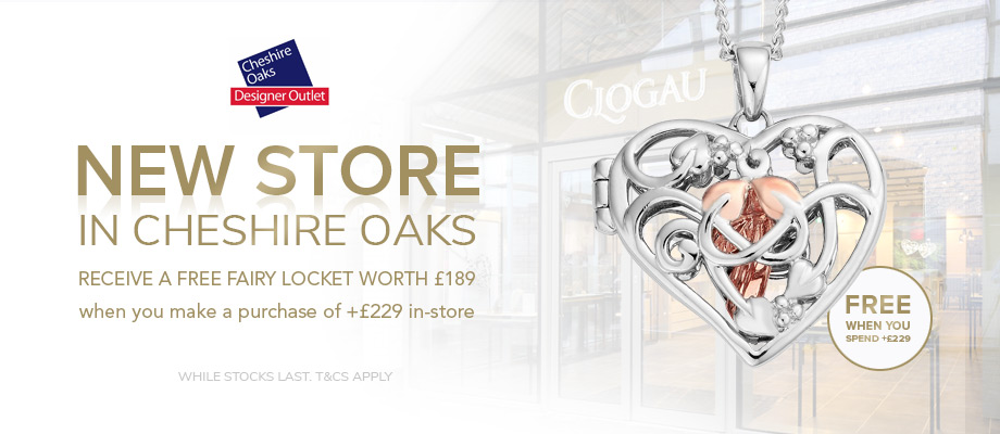 September offers at the Clogau Outlets