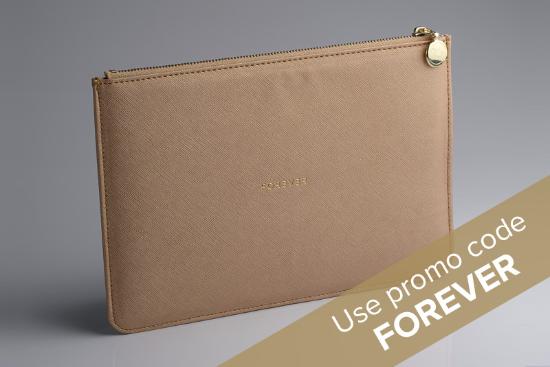 Receive a FREE Clogau pouch with any order of £99. Use offer code FOREVER