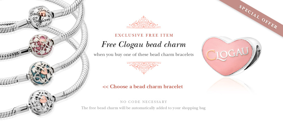 Free bead charm offer