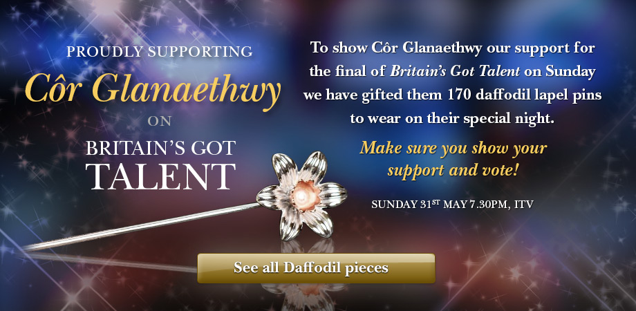Proudly supoorting Côr Glanaethwy